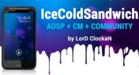 IceColdSandwich, Ice Cream Sandwich estable para el HTC Desire HD