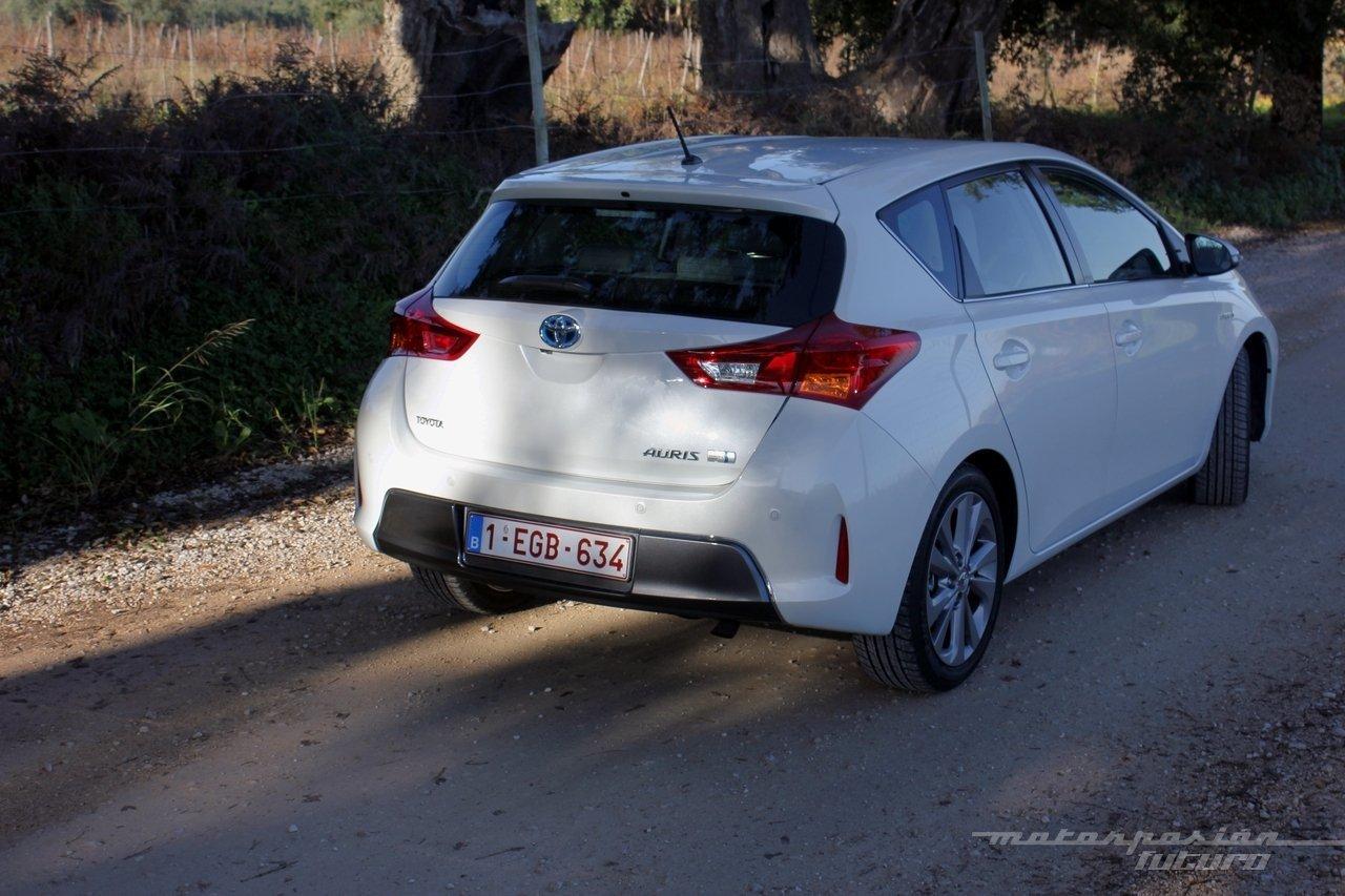 Foto de Toyota Auris Hybrid 2013 (10/21)