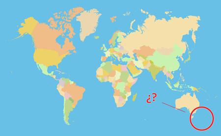 La extraña, honorable lucha de Nueva Zelanda por aparecer en los mapas