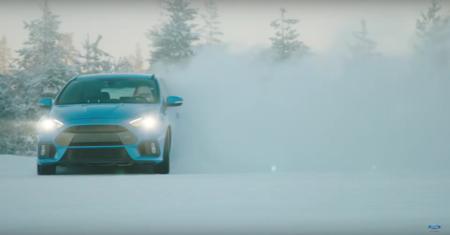 Snowkhana, porque Ford quiere desearte una feliz Navidad