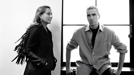 El fichaje sorpresa de la temporada: Raf Simons se unirá a Prada como co-director creativo