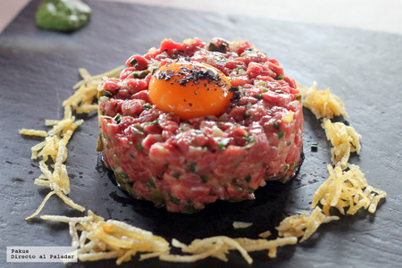 Steak Tartar Elia