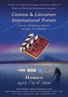 Cine y Literatura reunidos en Mónaco