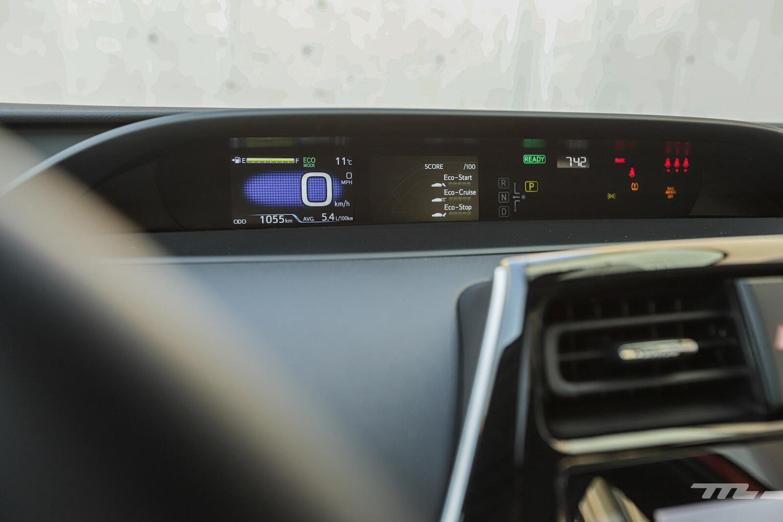 Foto de Toyota Prius 2021 (21/29)