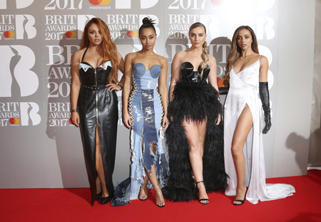 little mix brit awards 2017 peor vestidas