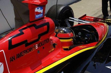 Chevrolet podría volver a la IndyCar Series
