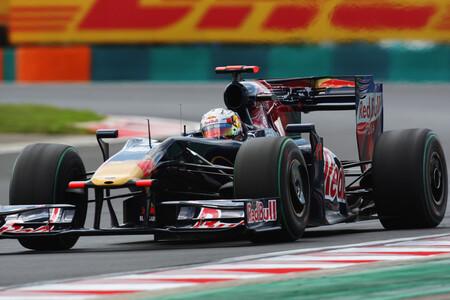 Alguersuari Toro Rosso F1 2011