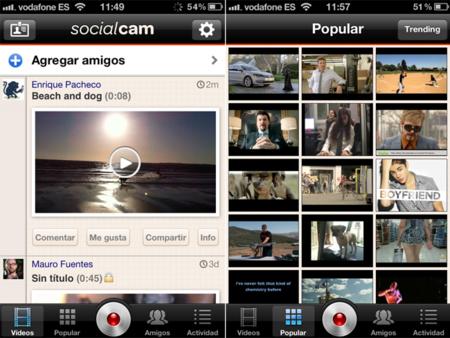 Socialcam, ¿el próximo Instagram para vídeos?