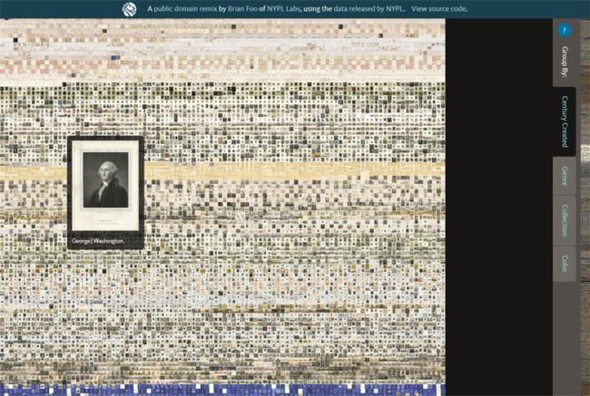 Más de 180.000 imágenes liberadas en la Biblioteca Pública de Nueva York