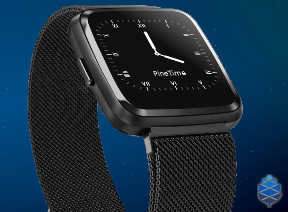 Un smartwatch basado en Linux también es posible: los creadores del PinePhone plantean PineTime, su reloj de 25 dólares