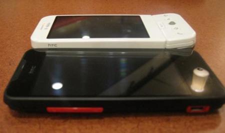 HTC Incredible, se deja ver de nuevo en tres imágenes