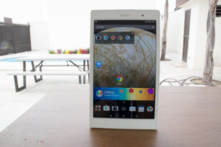 Xperia Z3 Tablet Compact 14