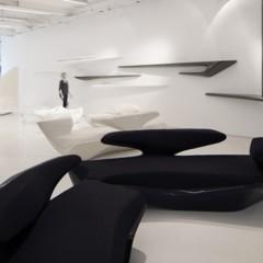 Foto 2 de 7 de la galería galeria-de-zaha-hadid-abierta-al-publico-en-el-centro-de-londres en Decoesfera