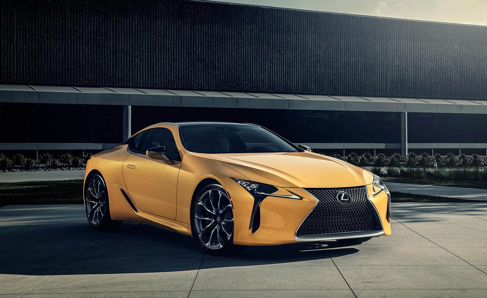 Foto de Lexus LC 500 Inspiration Series (3/14)