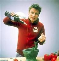 Jamie Oliver será el personaje de una serie animada para niños