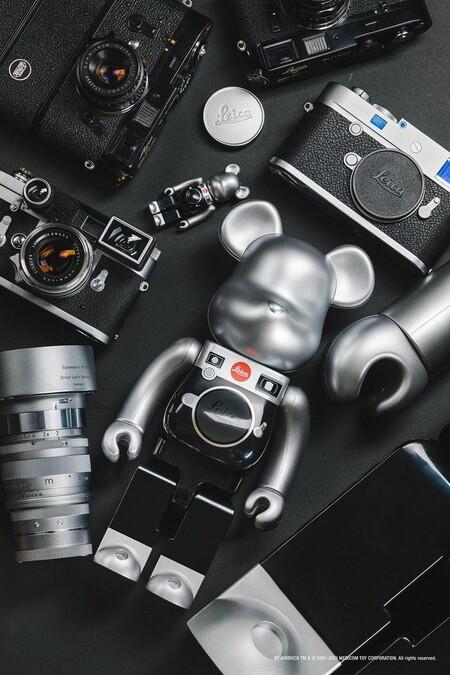 Leica X Medicom Toy Be Rbrick Collaboration 7