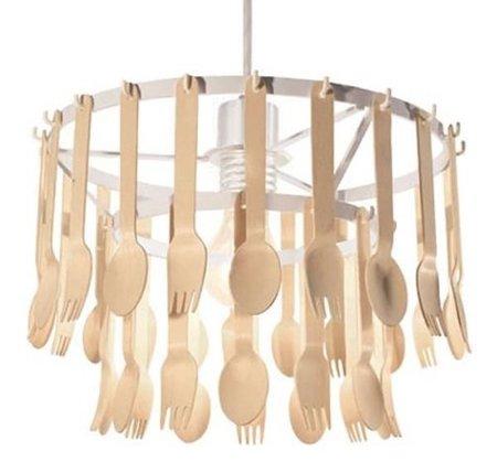 Una lámpara perfecta para el comedor