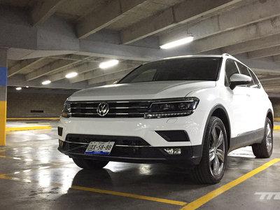 Volkswagen Tiguan 2.0 TSI, esta semana en el garaje de Motorpasión México