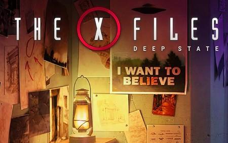 Expediente X llegará al smartphone en forma de juego con 'The X-File Deep State'
