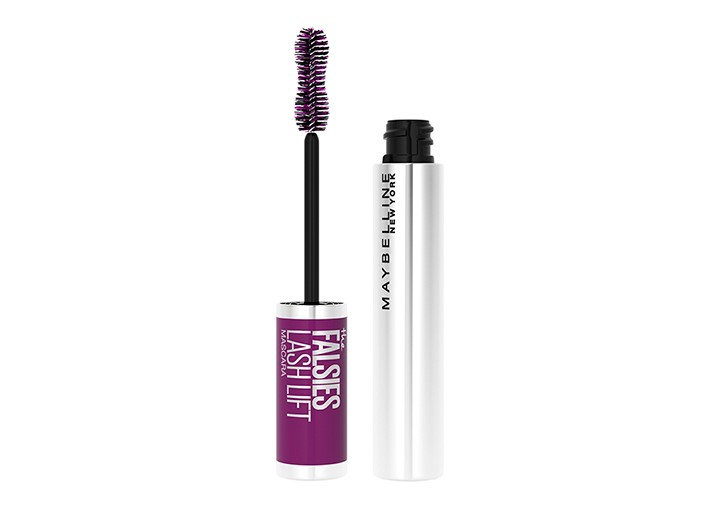 Maybelline The Falsies Instant Lash Lift Look Lengthening Volumising Mascara 01 Black