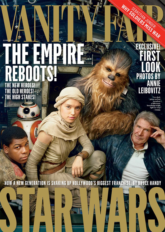 Foto de 'Star Wars VII: El Despertar de la Fuerza', nuevas imágenes oficiales (1/7)