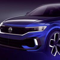 El Volkswagen T-Roc R rondará los 300 hp y confirma asistencia a Ginebra