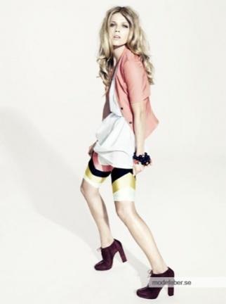 H&M, colección primavera-verano 2009