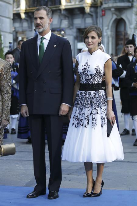 Doña Letizia brilla en los Premios Princesa de Asturias