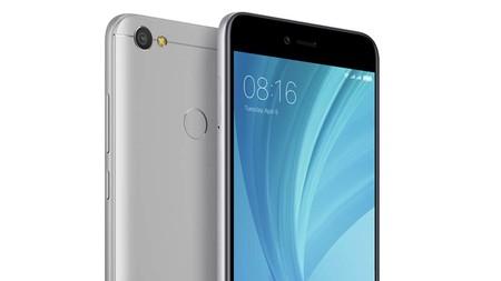 Xiaomi trae a México el Redmi Note 5A Prime, este es su precio