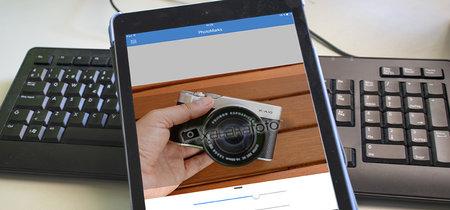 PhotoMarks, análisis: probamos la app para iOS que permite insertar marcas de agua fácilmente en nuestras fotos