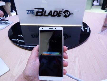ZTE Blade V9 Vita: la gama baja de ZTE se arma con pantalla 18:9, doble cámara y Android 8.1 para hacerse hueco