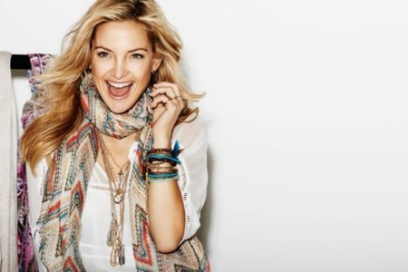 Who´s this girl?... Kate Hudson, la nueva cara de Lindex