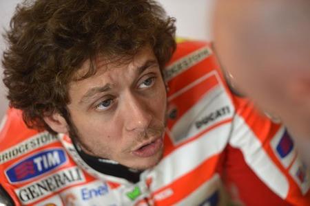 Valentino Rossi se retirará al acabar 2012