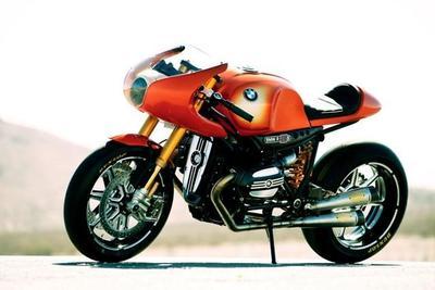 BMW Concept Ninety – La resurrección de la auténtica superbike.