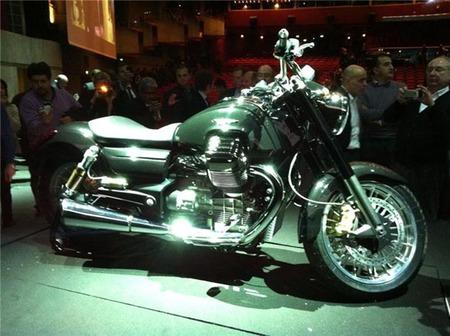 Moto Guzzi California 1400, novedad para 2013