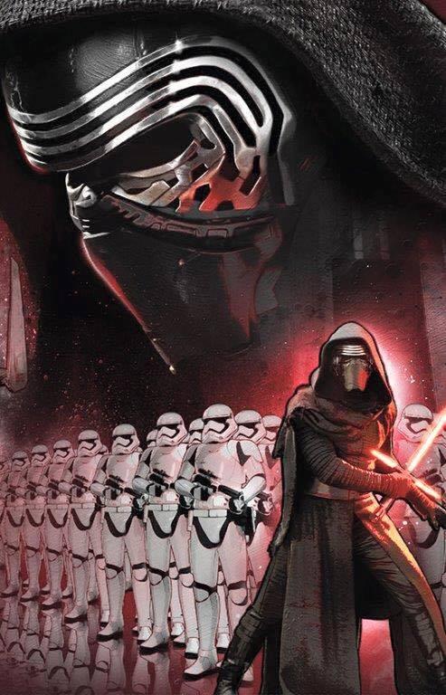 Foto de 'Star Wars VII: El Despertar de la Fuerza', primeros carteles (4/5)