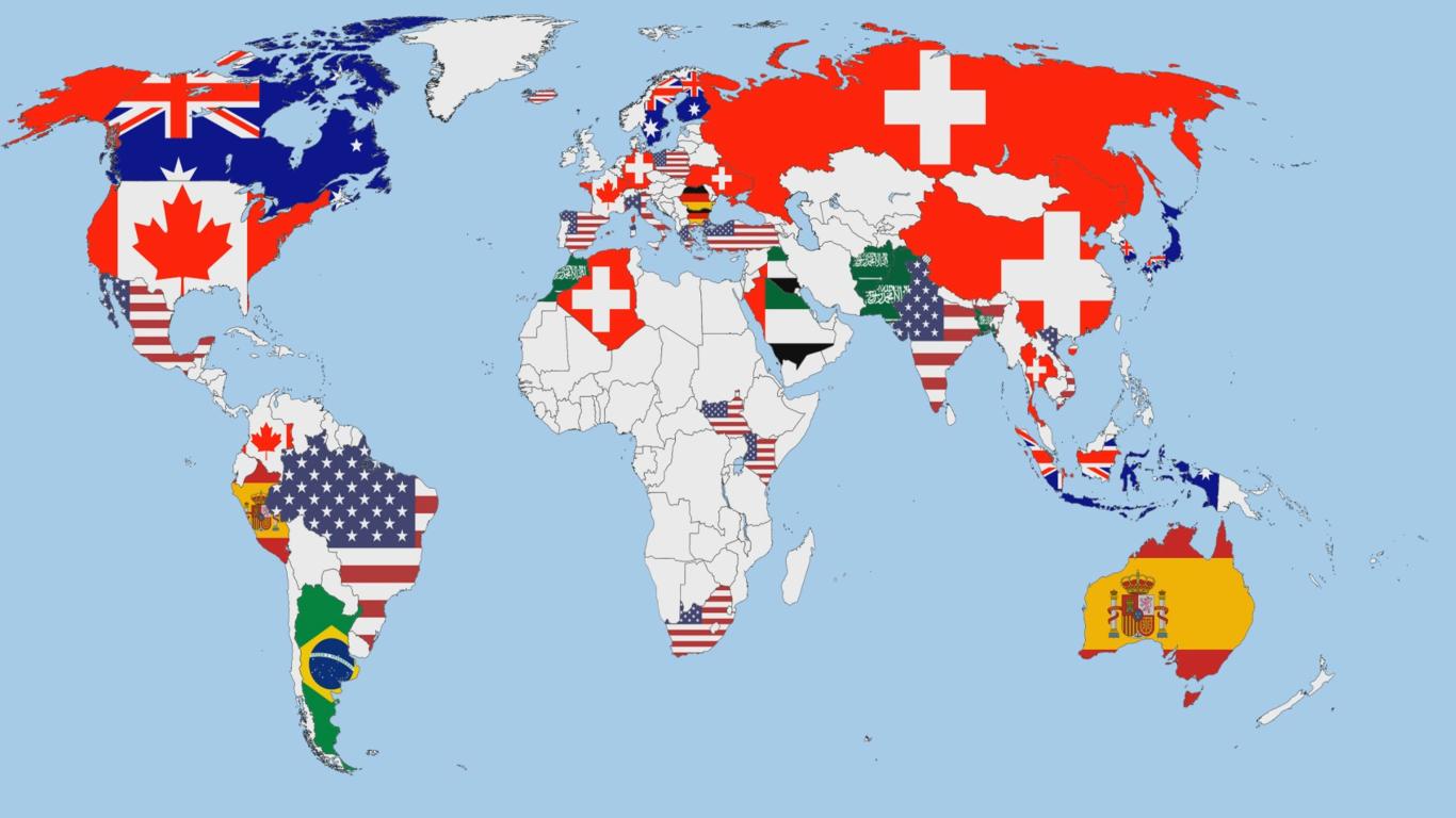 ¿A qué país te irías a vivir?[post serio]