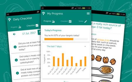 VNutrition: una nueva aplicación móvil para ayudarte en tus primeros pasos hacia una dieta vegana