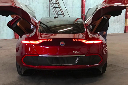 Fisker Emotion 2018 2