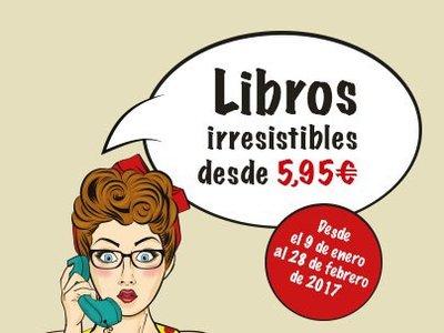 Casa del libro rebaja gran parte de su catalogo a 5,95 euros. Seleccionamos 6 chollos para ti