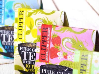La hora del té se vuelve más amena con las nuevas variedades de Clipper