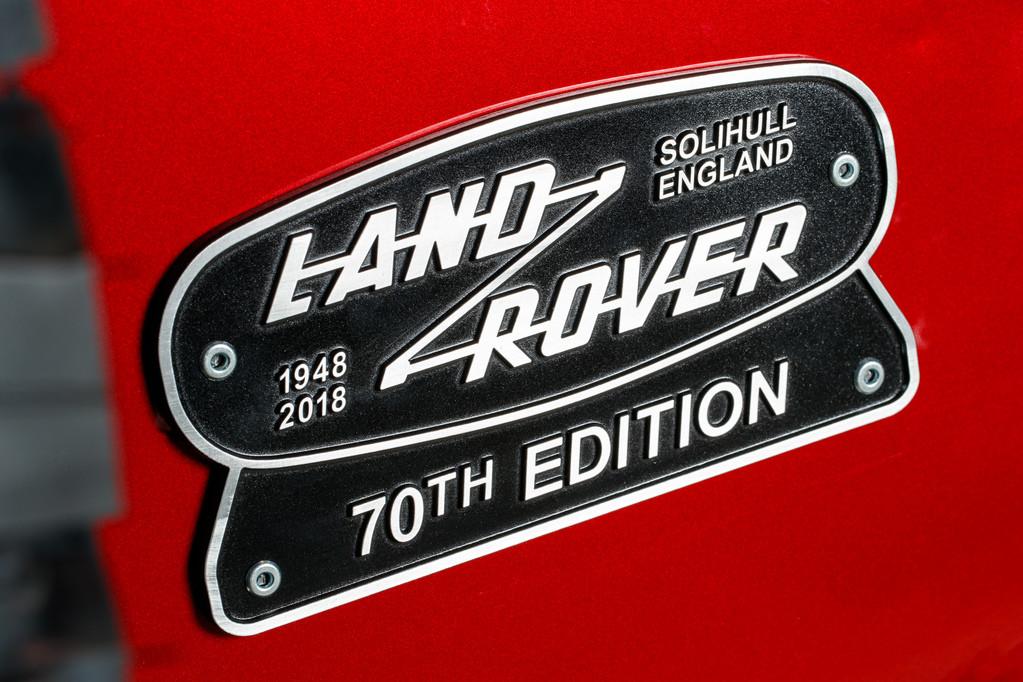Foto de Land Rover Defender Works V8 (7/8)