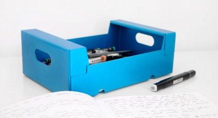 Boox: reivindicando la vieja caja de fruta de madera
