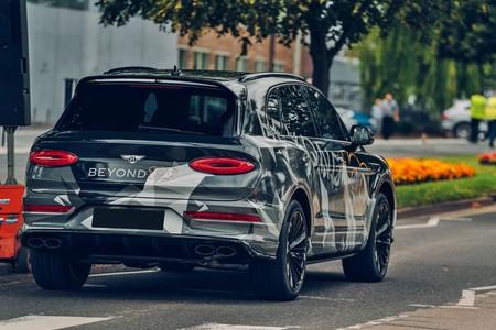 Bentley Bentayga Speed 2021 1