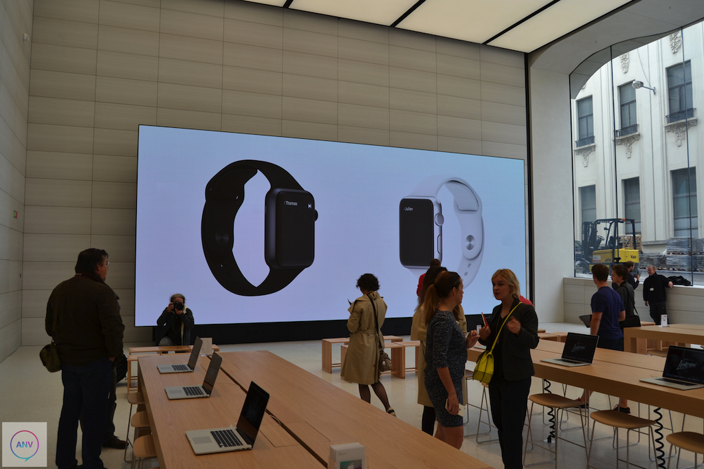 Foto de Apple Store de Bruselas (8/11)