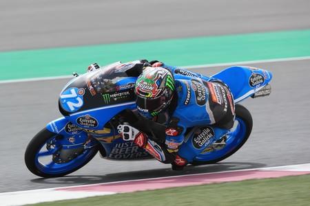 Alonso Lopez Gp Catar Moto3 2018