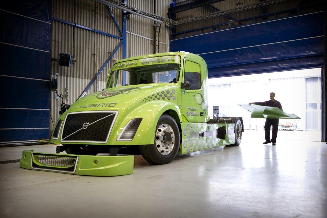 Foto de Volvo Trucks Mean Green (2/10)