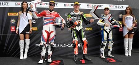 Superbikes San Marino 2012: quinta Superpole para Tom Sykes y en Supersport, Sam Lowes el más rápido