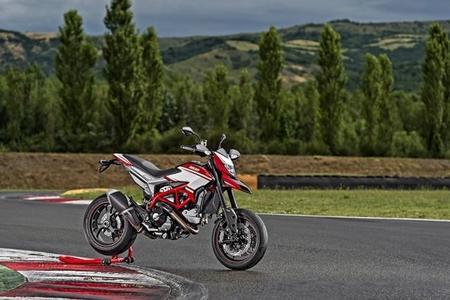 Nueva decoración para la Ducati Hypermotard SP