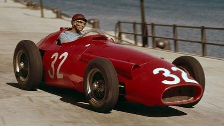 Fangio Ferrari F1